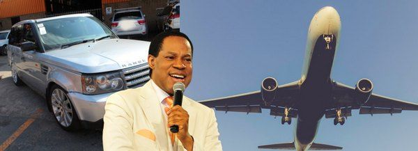 Chris-Oyakhilome-car-and-jet