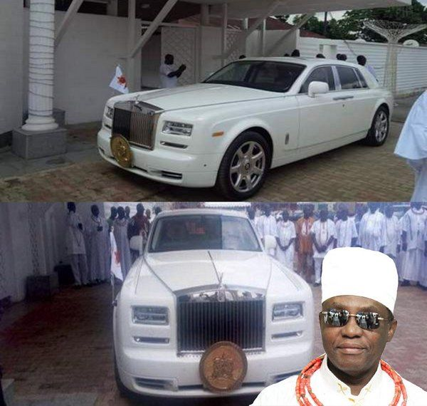 Oba-of-Benin-2016-Rolls-Royce-Phantom