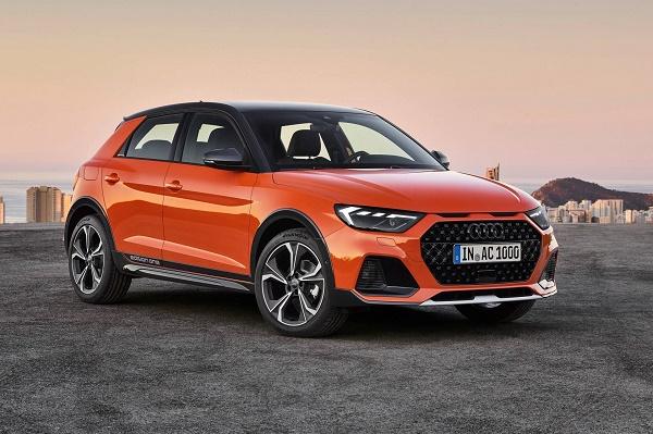 2020 Audi A1 Citycarver Set To Explore Urban Jungle As It Debuts As