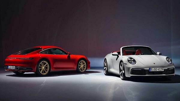 Porsche-911-cassera-coupe-and-cabriolet