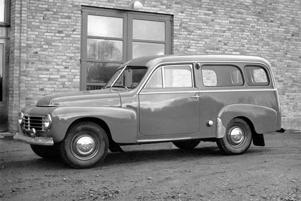 Volvo-Duett