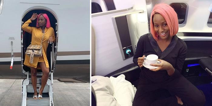 Femi-Otedola-private-jet