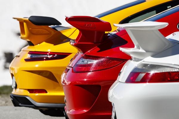 Porsche-911-GT3-generation-