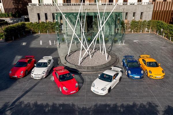 Porsche-911-GT3-generation