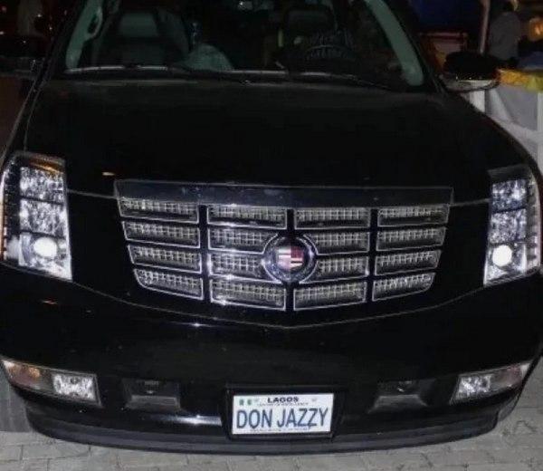 Don-Jazzy-Cadillac-Escalade