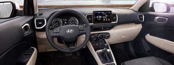 Cockpit-of-Hyundai-Venue
