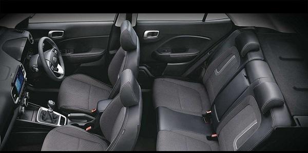 Seating-of-2020-Hyundai-Venue