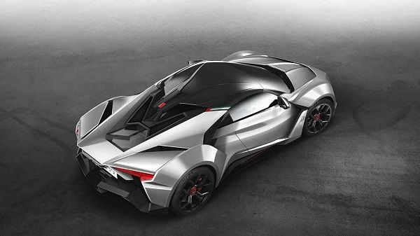 Silver-painted-Fenyr-SuperSport-Launch-Edition-supercar