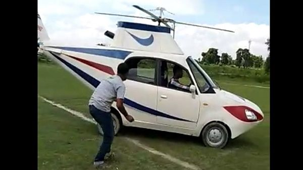 Tata-nano-car-turned-into-helicopter