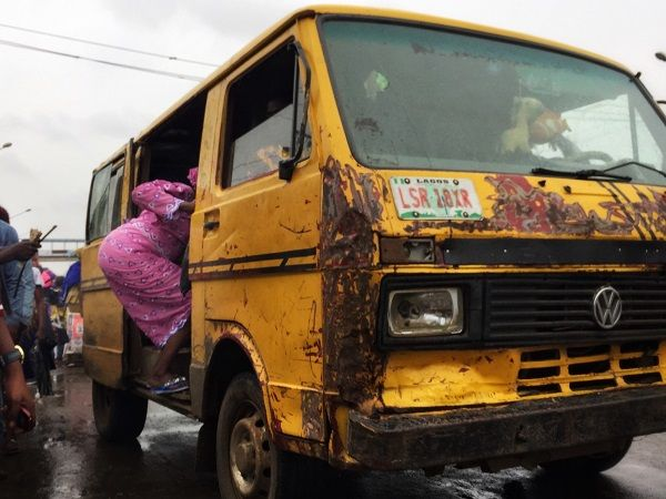 Survival guide in Lagos: 11 safety tips on Lagos Danfo bus ...