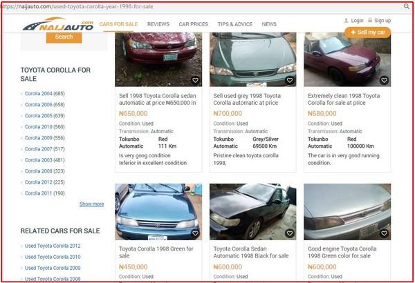 corolla-1998-for-sale-on-naijauto
