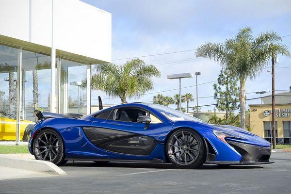 The-McLaren-P1-LM