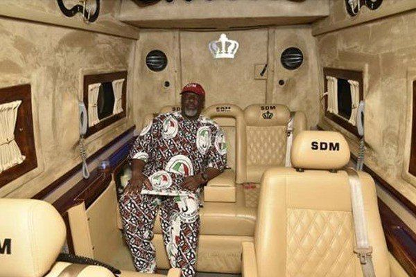 Dino-Melaye-in-his-Mercedes-Benz-Sprinter-VIP