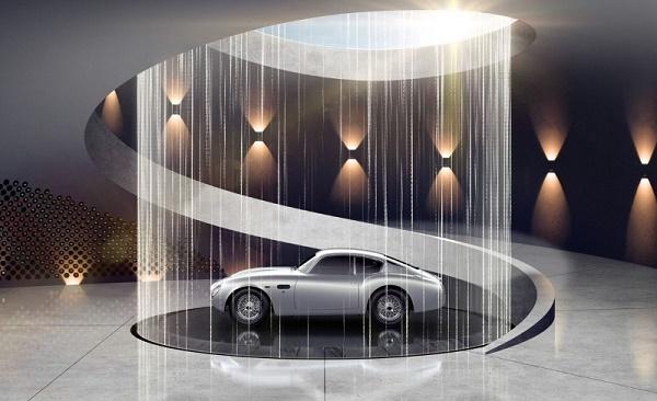 Aston-Martin-garage-for-cars