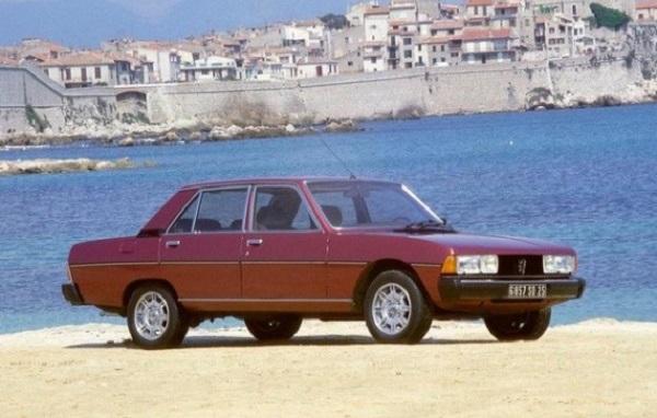 Peugeot-604