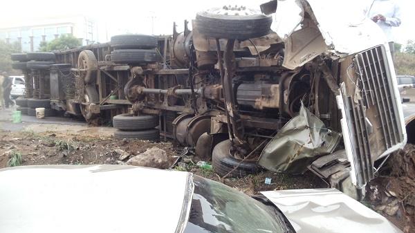 DAF-truck-involved-in-kwara-accident