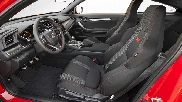 2020-Honda-Civic-Si-interior