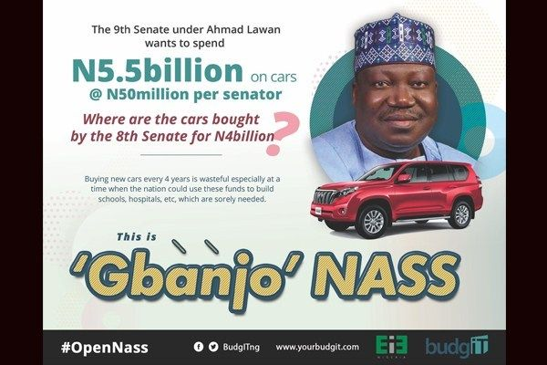 Nigerian-senators-to-spend-₦5.5billion-on-cars-poster