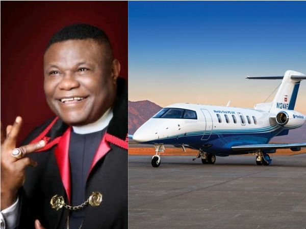 Mike-konkwo's-private-jet