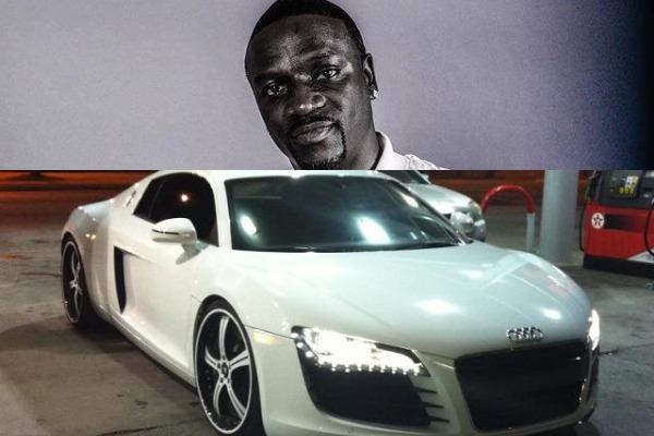 White-Audi-R8-and-Akon