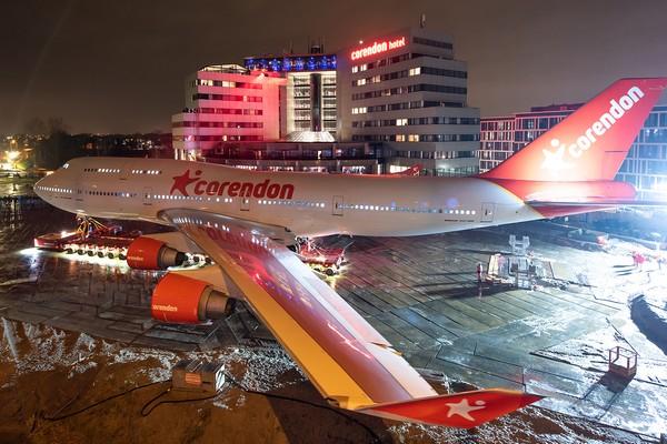 corendon-village-boeing-747