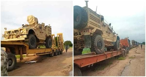 intercepted-military-vehicles-in-Nigeria-Cameroon-border