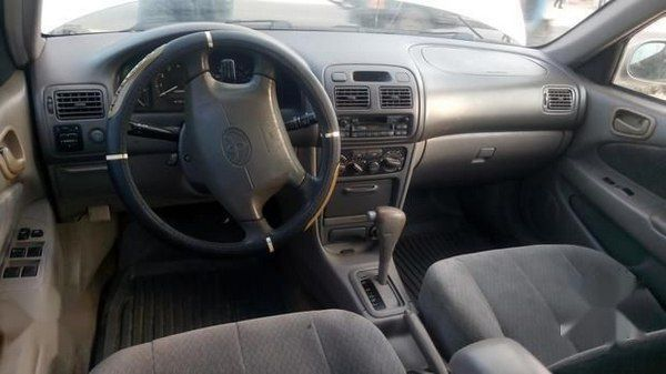 Steering-and-dashboard-of-Toyota-Corolla-2002