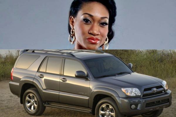 Oge-Okoye-and-Toyota-4-Runner