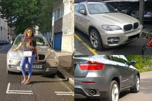 Oge-and-her-BMW-X6