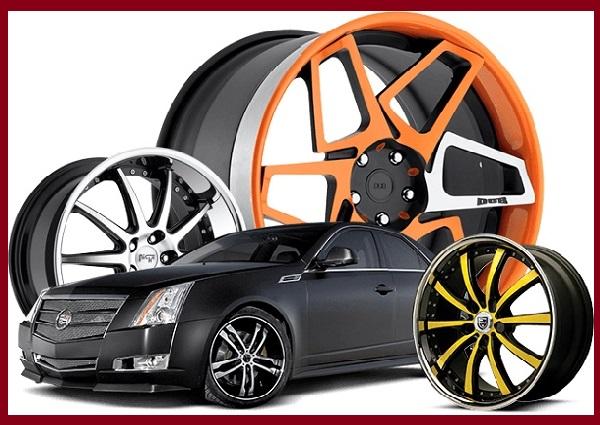 Car-and-rims