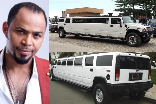 Ramsey-Nouah-and-his-Hummer-H2-Stretch-Limo