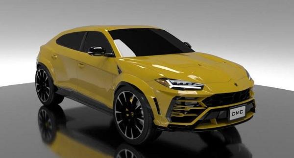 image-of-Lamborghini-urus-suv-front-view