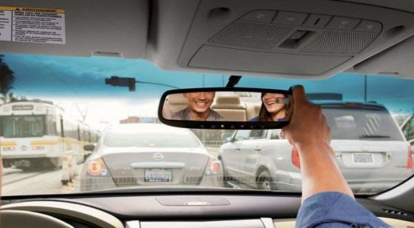 Rear-view-mirror