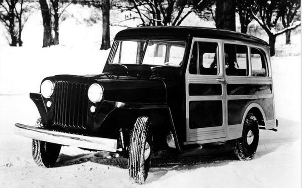 Willys-Wagon