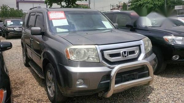 2009-Honda-Pilot-SUV