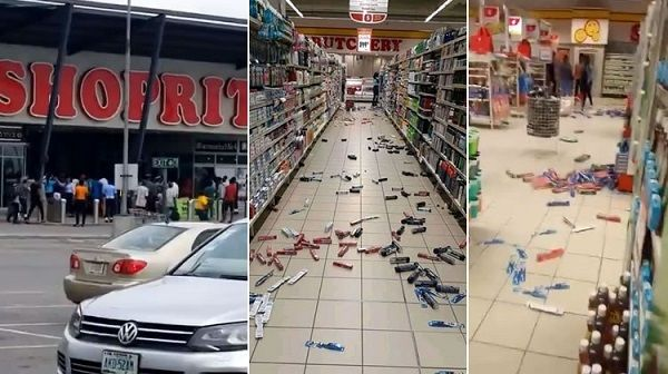 Vandalized-Lagos-Shoprite-mall