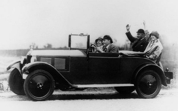 early-audi-car-model