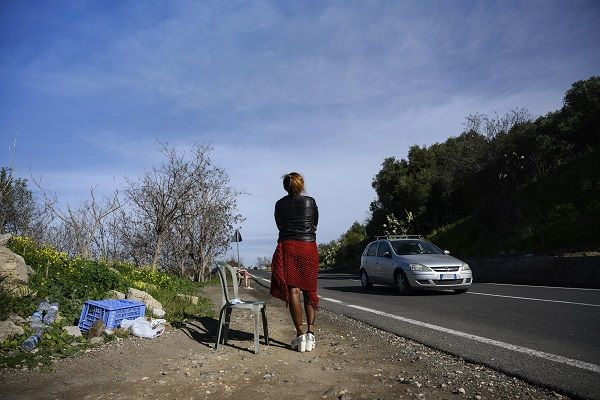 image-of-people-on-the-roadside-on-quiet-road