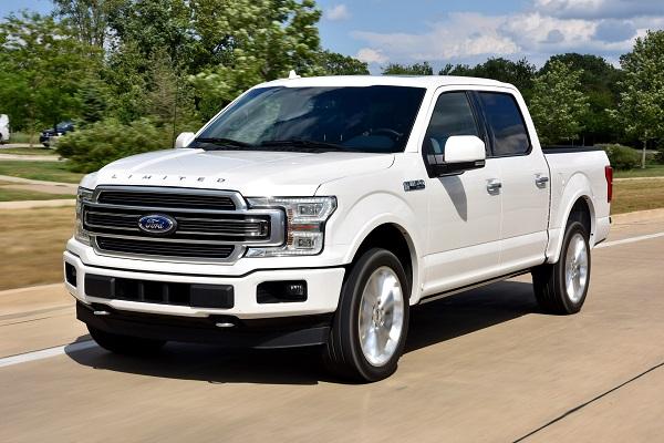 2018-Ford-F150-Pickup-truck