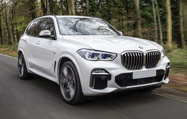 2019-BMW-X5-Luxury-SUV