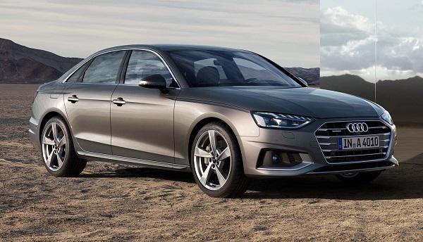 Audi-A4-Compact-Luxury-Sedan