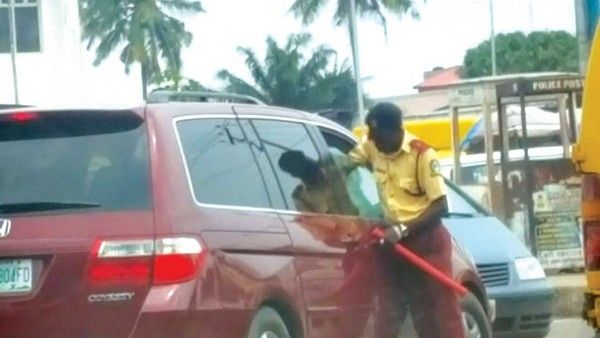 lastma-official-checking-car