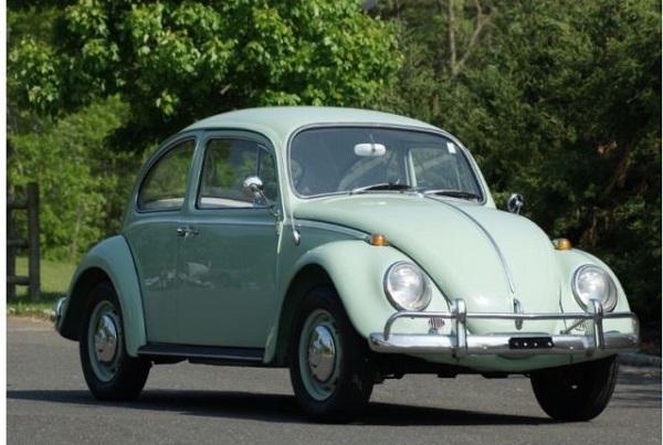 1966-Classic-Volkswagen-Beetle