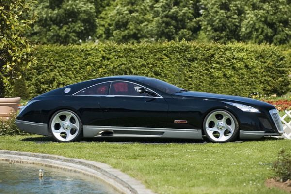 maybach-exelero-side-view