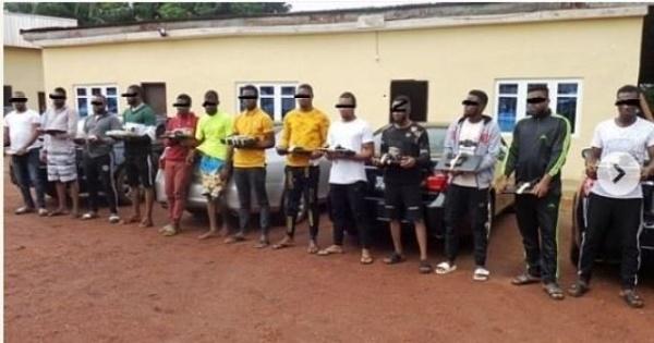 Enugu-yahoo-boys-arrested-by-EFCC