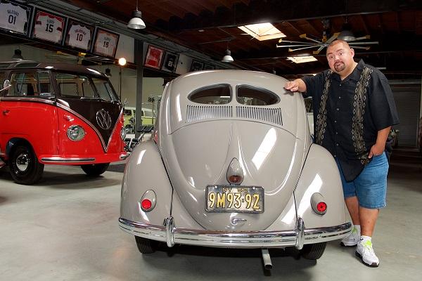 Gabriel-Iglesias-American-comedian-Volkswagen-collector