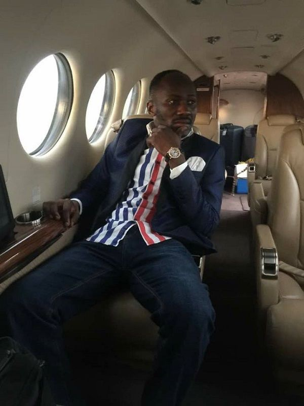 Apostle-suleman-in-his-private-jet