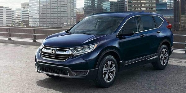 2019-Honda-CRV-compact-SUV