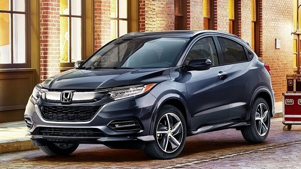 2019-Honda-HRV-compact-SUV