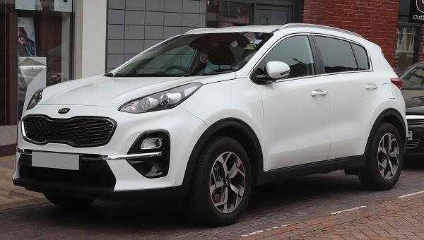 2019-Kia-Sportage-compact-SUV